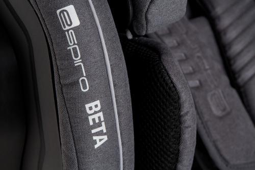 Espiro Beta scaun auto cu isofix 9-36 kg 17 Graphite 2019 - Scaune cu isofix -