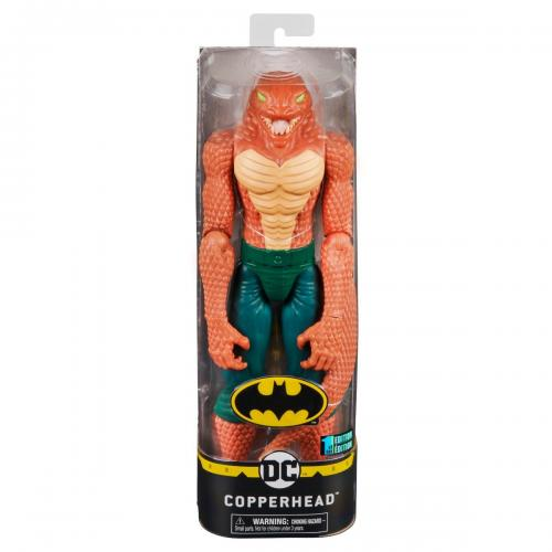 Figurina articulata Batman - Cooperhead 20125294 - Figurine pentru copii -