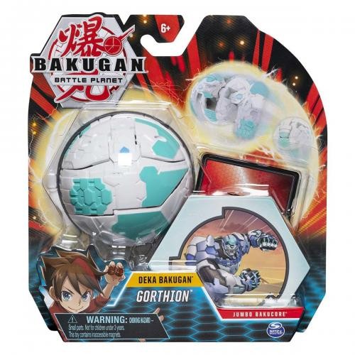 Figurina Bakugan Battle Planet Deka - Gorthion - 20115362 - Figurine pentru copii -