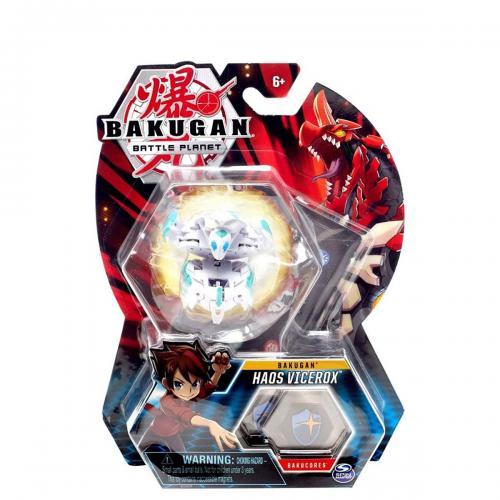 Figurina Bakugan Battle Planet - Haos Vicerox - 20118443 - Figurine pentru copii -