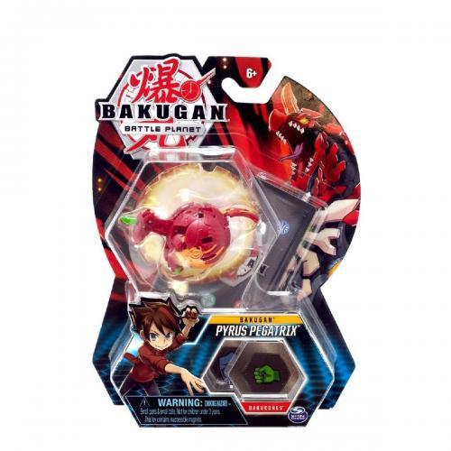 Figurina Bakugan Battle Planet - Pyrus Pegatrix - 20118446 - Figurine pentru copii -