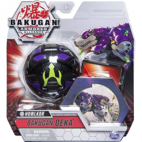 Figurina Bakugan Deka Armored Alliance - Howlkor - 20122720 - Figurine pentru copii -