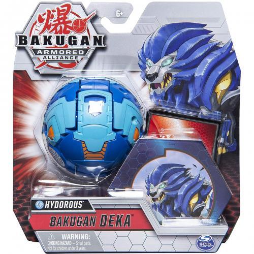 Figurina Bakugan Deka Armored Alliance - Hydorous - 20122719 - Figurine pentru copii -