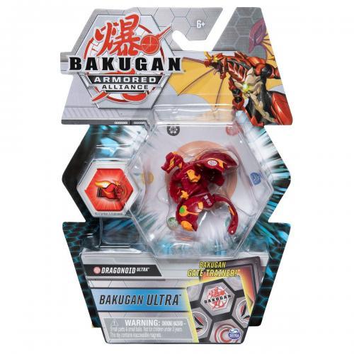Figurina Bakugan Ultra Armored Alliance - Dragonoid - 20122468 - Figurine pentru copii -