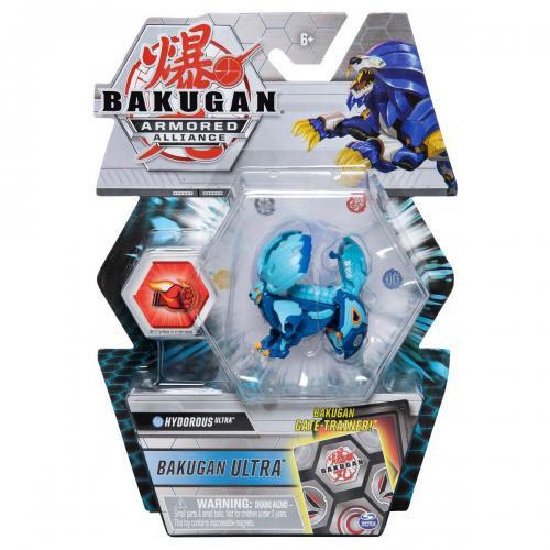 Figurina Bakugan Ultra Armored Alliance - Hydorous - 20122469 - Figurine pentru copii -