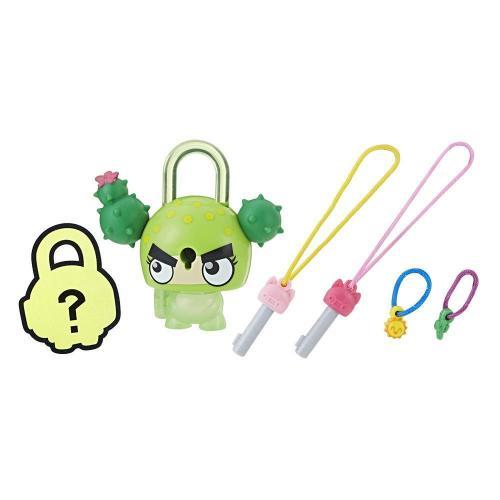 Figurina breloc Lock Stars - Cactus verde (E3189) - Figurine pentru copii -