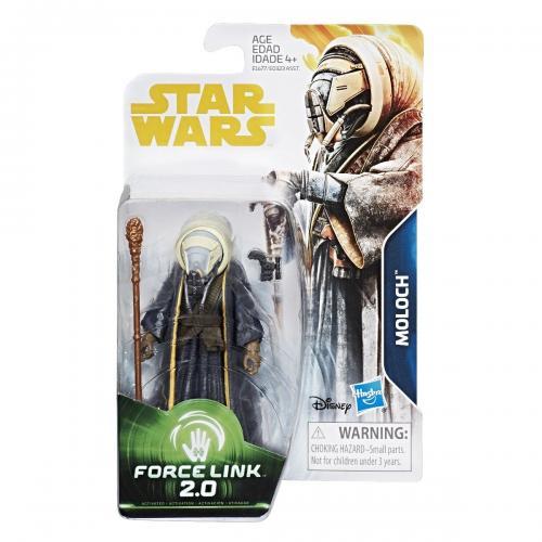 Figurina de colectie Star Wars Moloch S2 - Figurine pentru copii -
