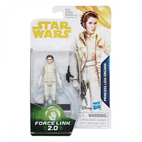 Figurina de colectie Star Wars Princess Leia Hoth S2 - Figurine pentru copii -