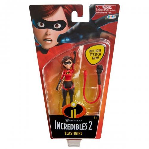 Figurina Incredibles - Fata Elastica - 10 cm - Figurine pentru copii -