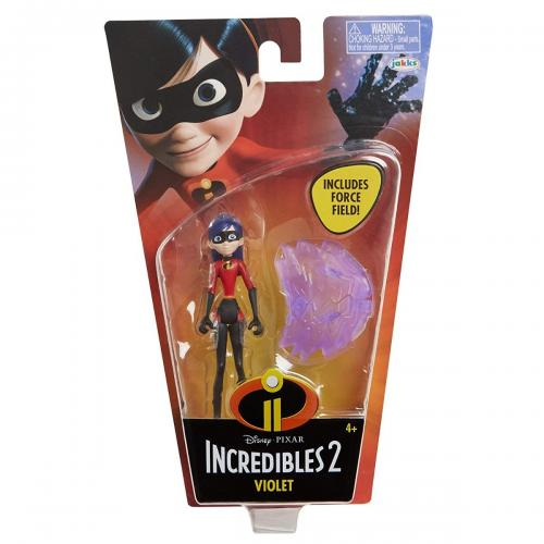 Figurina Incredibles - Violet - 10 cm - Figurine pentru copii -