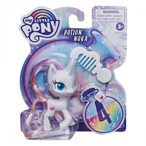Figurina My Little Pony Potiunea Magica - Potion Nova - E9175 - Figurine pentru copii -