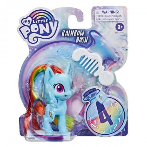 Figurina My Little Pony Potiunea Magica - Rainbow Dash - E9762 - Figurine pentru copii -