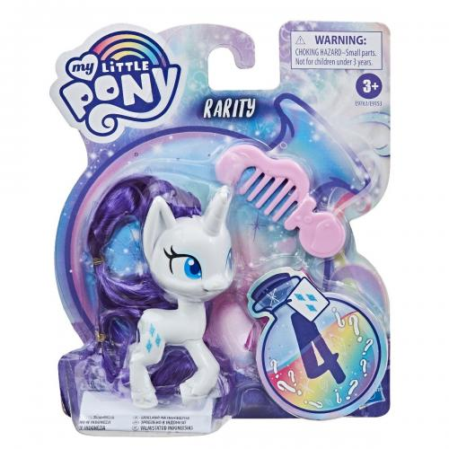 Figurina My Little Pony Potiunea Magica - Rarity - E9763 - Figurine pentru copii -