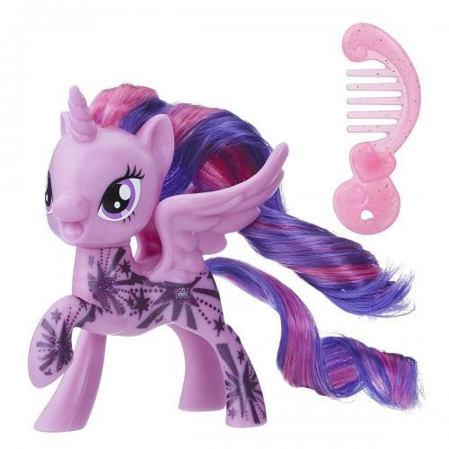 Figurina My Little Pony - Twilight Sparkle - E2559 - Figurine pentru copii -