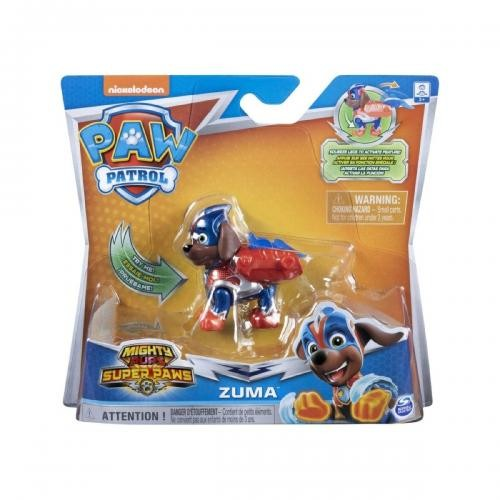 Figurina Paw Patrol Mighty Pups Super Paws – Zuma 20114290