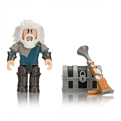 Figurina Roblox - Bootleg Buccaneers: Mining Man - Figurine pentru copii -