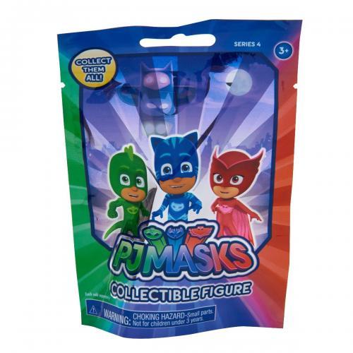 Figurina surpria PJ Masks Seria 4 - Figurine pentru copii -