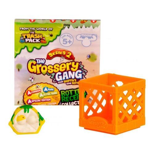Figurina Surpriza Grossery Gang - Sezonul 2 - Figurine pentru copii -