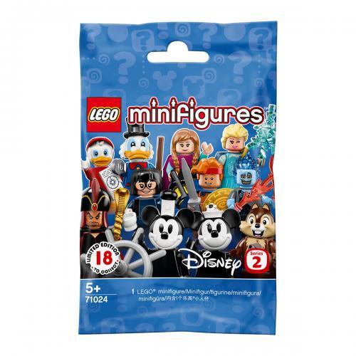 Figurina surpriza LEGO® Minifigures - Disney 2 (71024) - Lego copii - Minifigures
