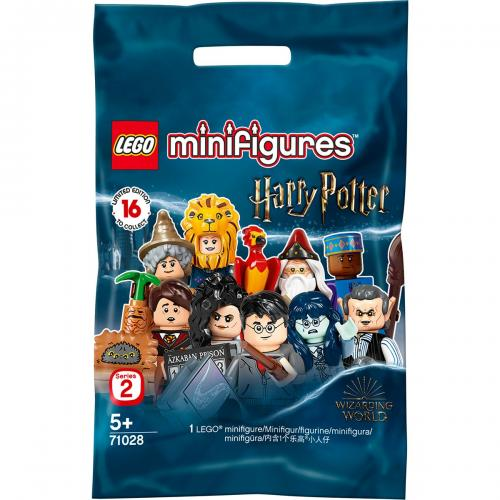 Figurina surpriza LEGO® Minifigures - Harry Potter Seria 2 (71028) - Lego copii - Minifigures