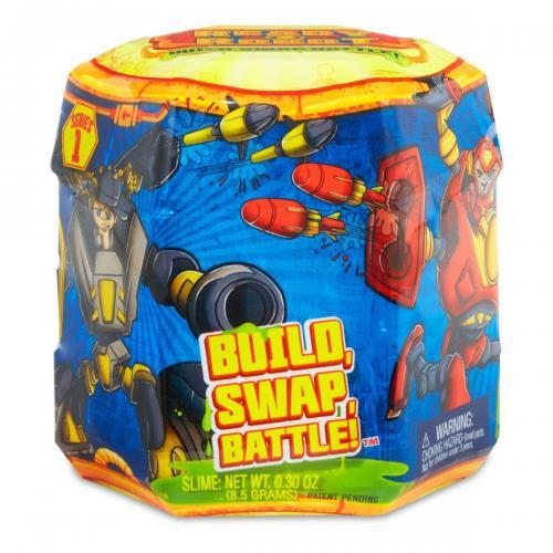 Figurina Surpriza Ready2Robot - Seria 1 - Figurine pentru copii -