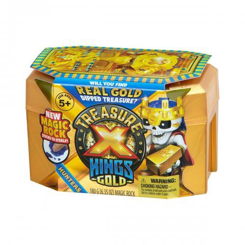 Figurina surpriza Treasure X - Aurul Dragonului - S3 - 9 buc - Figurine pentru copii -