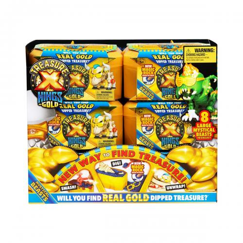Figurina surpriza Treasure X - Mystical Beasts - Figurine pentru copii -