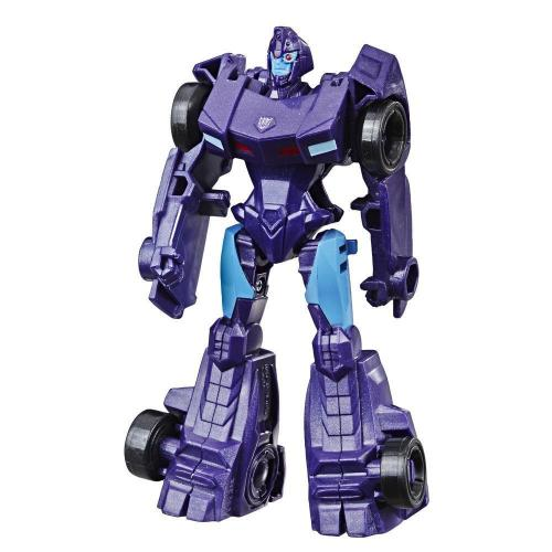 Figurina Transformers Cyberverse Scout - Shadow Striker - E3633 - Figurine pentru copii -