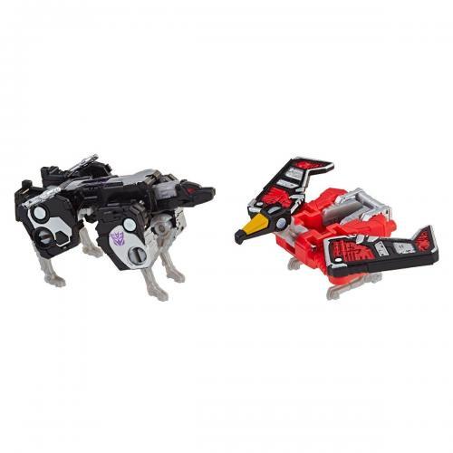 Figurina Transformers Micromaster WFC - Laserbeak - Ravage - E3561 - Figurine pentru copii -