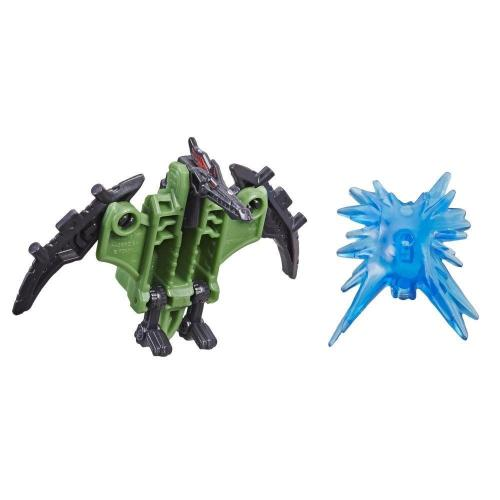 Figurina Transformers War for Cybertron Battle Masters - Pteraxadon - E3555 - Figurine pentru copii -