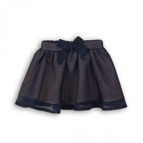 Fusta cu banda elastica si fundita Minoti Dress Up - Imbracaminte copii - Fuste fetite