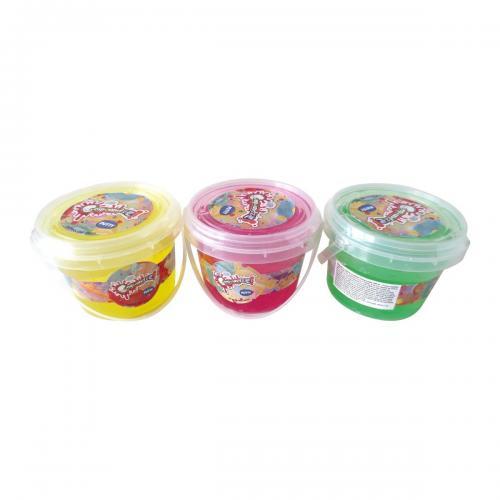 Galetusa cu pasta modelatoare Compoundzz - Slime Putty - 300 ml - Seturi jucarii -