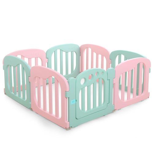 Gardulet loc de joaca Ice Cream PinkBlue - Jucarii de exterior - Spatiu de joaca
