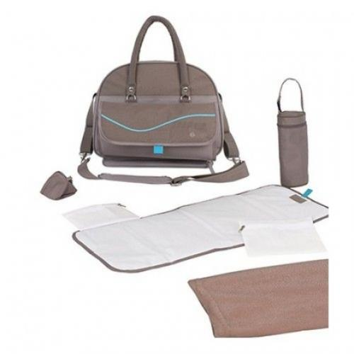 Geanta multifunctionala cu accesorii incluse BO Jungle pentru bebelusi - La plimbare - Accesorii carucioare