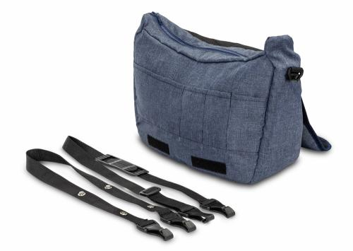 Geanta multifunctionala textila pentru carucior Caretero Navy - La plimbare - Accesorii carucioare