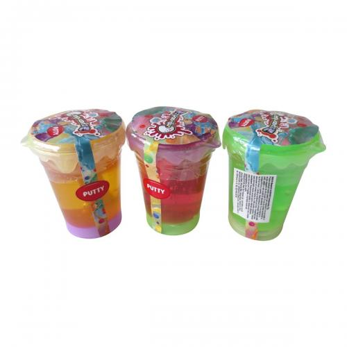 Gelatina colorata Slime Compoundzz - 75 g - Seturi jucarii -