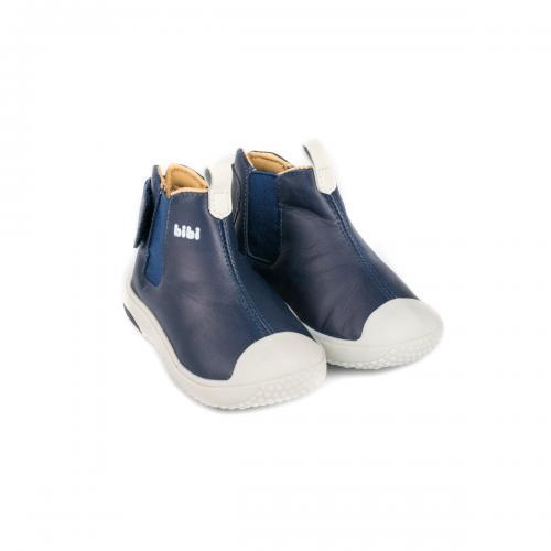 Ghete Bibi Shoes Prewalker - Bleumarin - Imbracaminte copii - Incaltaminte copilasi