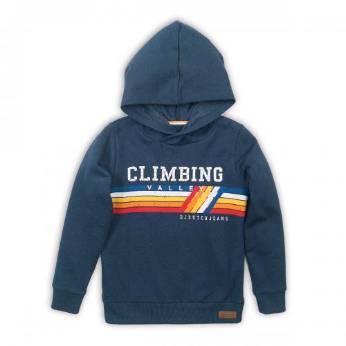 Hanorac Climbing Valley Dj Dutchjeans - Imbracaminte copii - Hanorace ieftine
