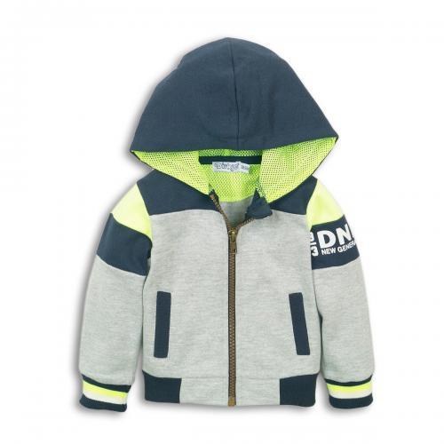 Hanorac cu fermoar New Generation Dirkje - Imbracaminte copii - Hanorace ieftine