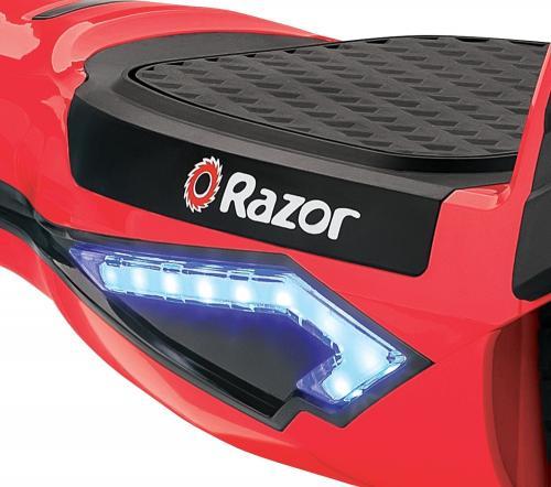 Hovertrax Razor 20 Rosu - La plimbare - Hoveboard