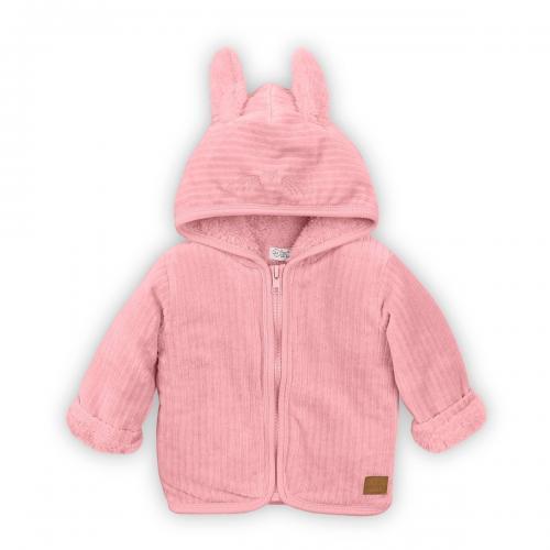 Jacheta bebe Cute Little Bunny Dirkje - Imbracaminte copii - Geci si Jachete
