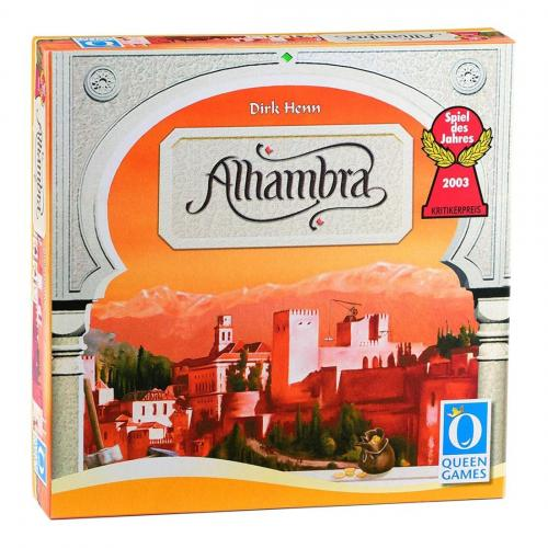 Joc de societate Alhambra - Jocuri de societate -