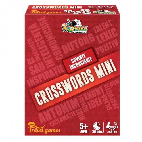 Joc de societate Crosswords Mini Noriel - Jocuri de societate -