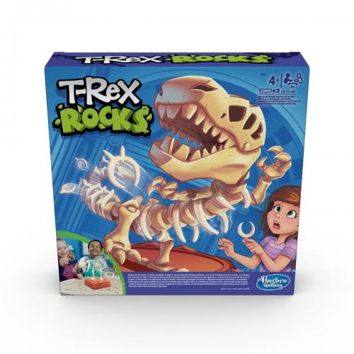 Joc de societate T-Rex Rocks Hasbro Games - Jocuri de societate -