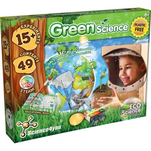 Joc educativ Science4you - Stiinta Verde - Jocuri educative -