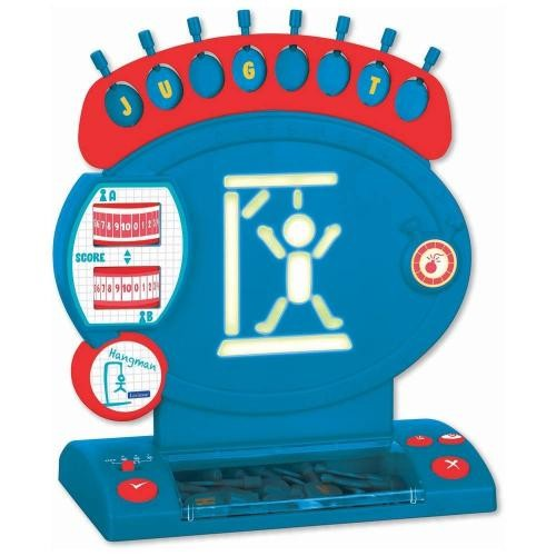 Joc electronic Lexibook Spanzuratoarea - Jocuri interactive -