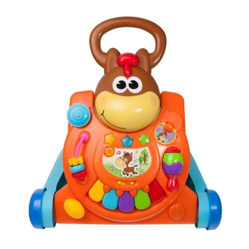 Jucarie bebelusi B-Kids Antemergator si Masa de activitati - Calut - Centre de activitate copii -