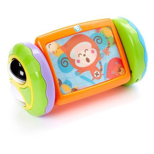 Jucarie bebelusi B-Kids - Cilindru oglinda - Jucarii pentru bebelusi -