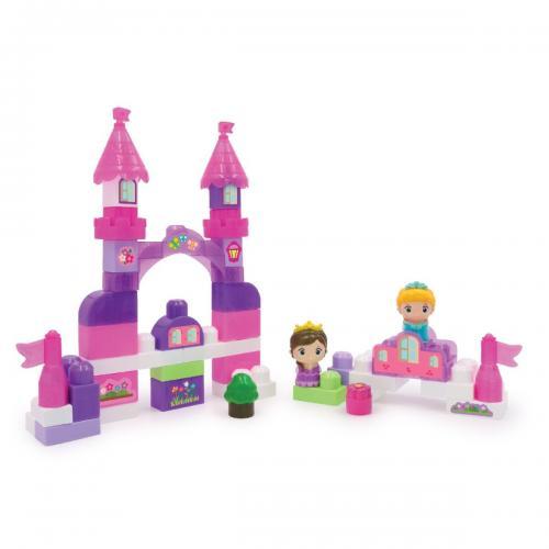 Jucarie bebelusi Micul Constructor - Castelul fermecat - Jucarii pentru bebelusi -