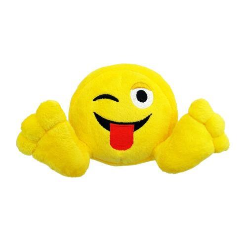 Jucarie de plus Emoji Plushiez - Jester - Jucarii de plus -